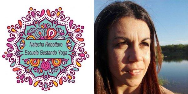 Escuela Gestando Yoga Natacha Rebottaro - Natacha Rebottaro