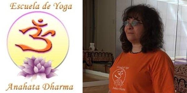 Escuela de Purna Yoga Anahata Dharma - Yogacharini Goura Devi Dasi