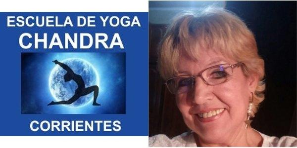 Escuela de Purna Yoga Chandra de Corrientes - Susana Meza