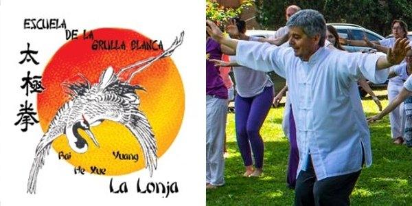 Escuela de Tai-Chi y Chi Kung Grulla Blanca La Lonja – Sifu Carlos Duré