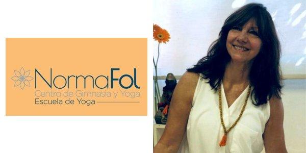 Escuela de Yoga Norma Fol