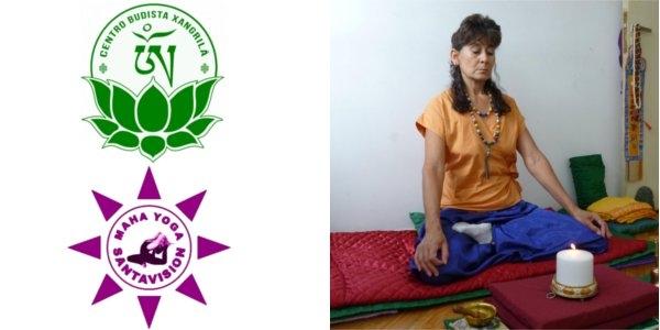 Escuela de Yoga Santa Visión y Centro Budista Xangrila - Yogacharini Annette Pereyra