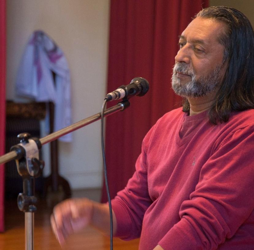 Yogacharia Eric Manquez