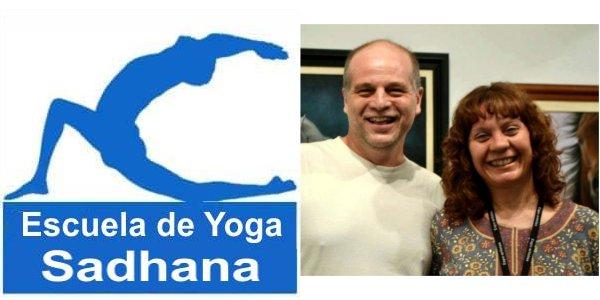 Ananda Escuela de Yoga Sadhana Neuquen - Yogacharya Carlos Chiarotto Yogacharini - Laura Marcela Sosa