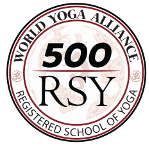 World Yoga Alliance RSY 500hs