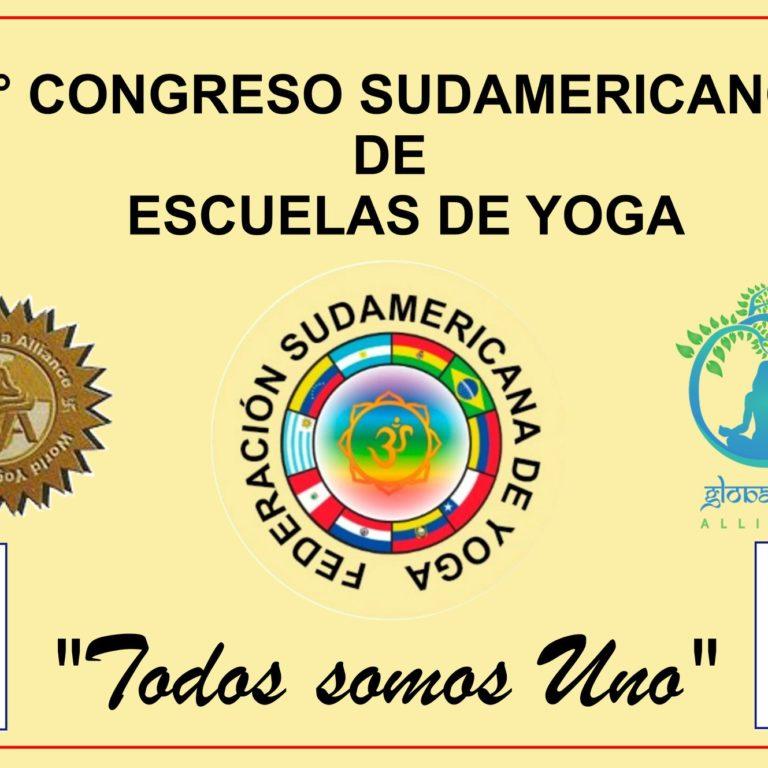 I Congreso Sudamericano de Escuelas de Yoga