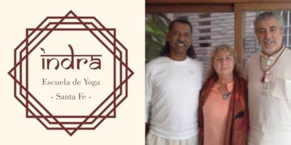 Indra Escuela de Yoga Santa Fe - Guadalupe Giovagnoli