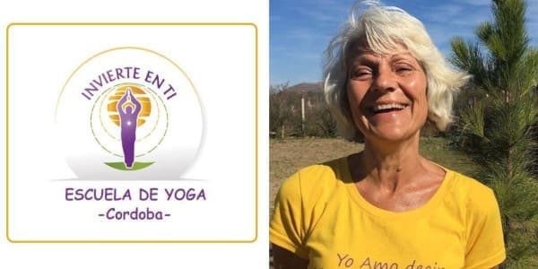 Invierte en Ti Escuela de Yoga Cordoba - Adriana Morellato