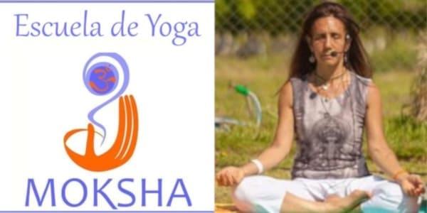 Moksha Escuela de Yoga - Claudina Teruel y Agata Cordero