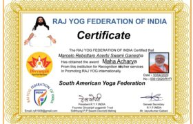 RAJ YOG FEDERATION OF INDIA