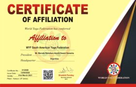 WORLD YOGA FEDERATION